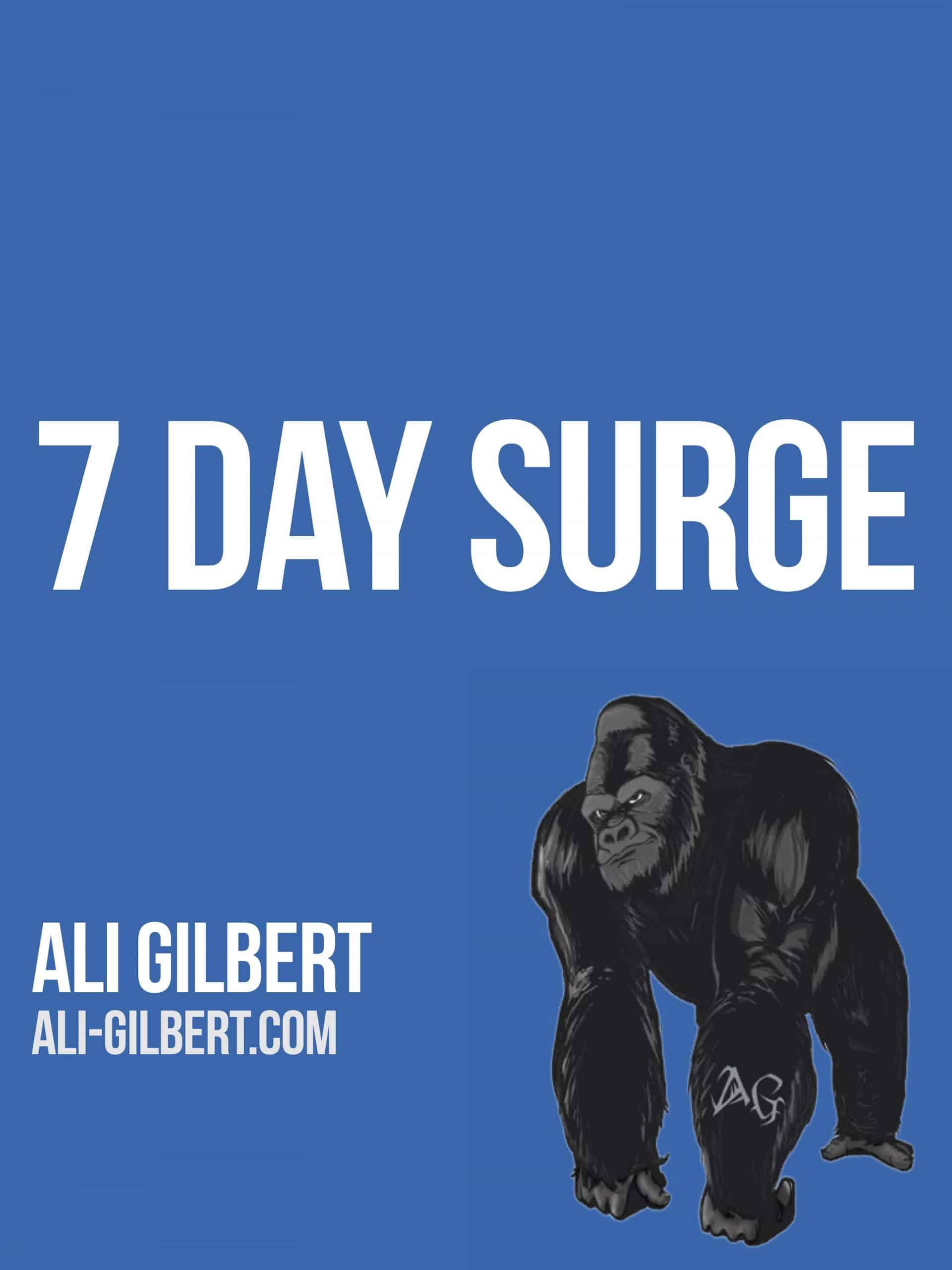 7 Day Surge