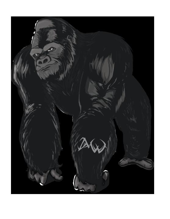 aw gorilla_20